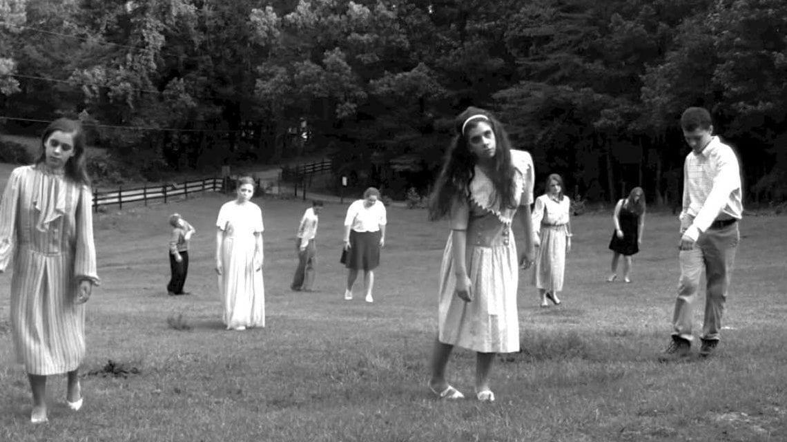 Twilight of the Dead film Romero