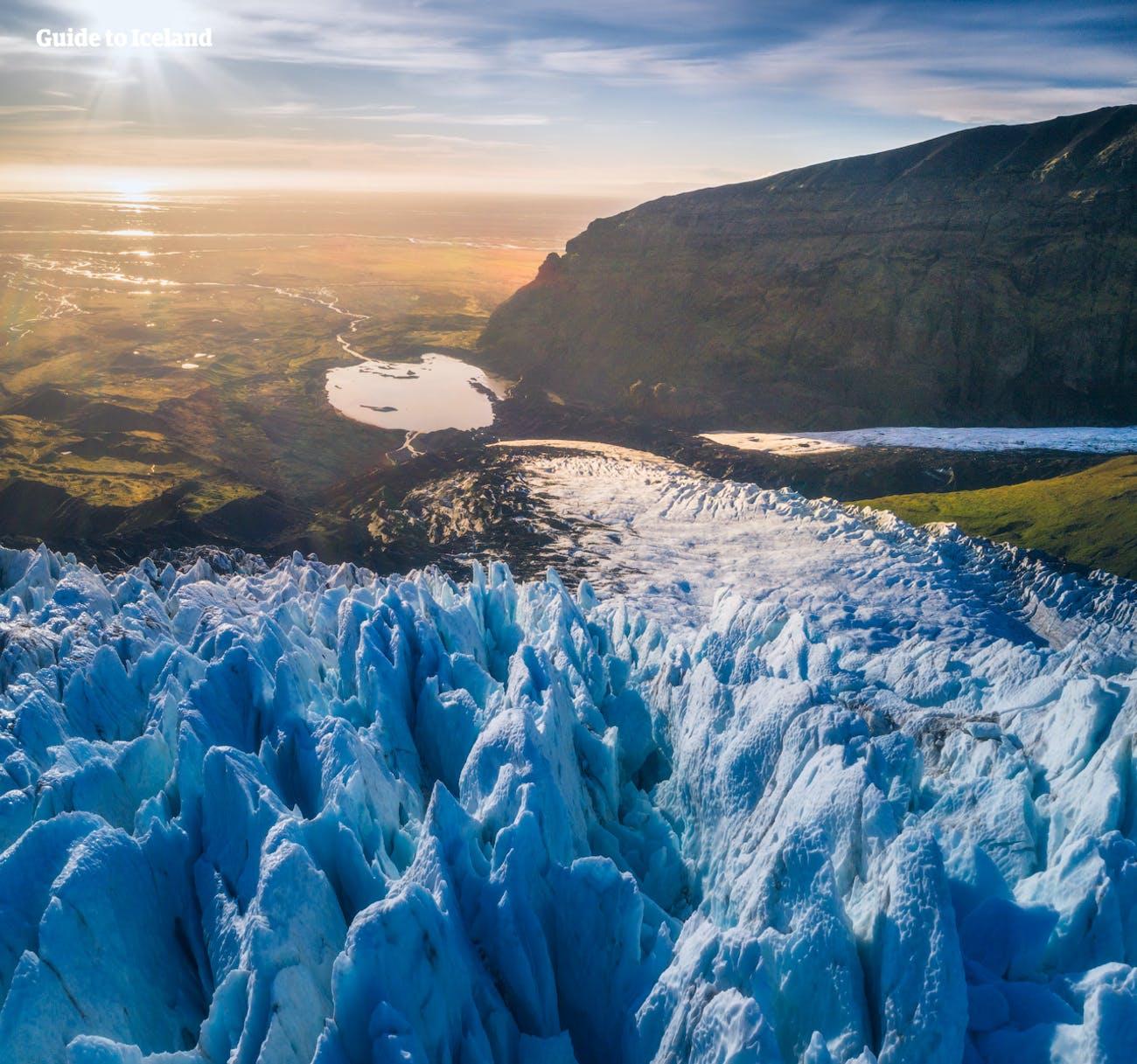 vatnajokull ghiacciaio