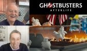 Ghostbusters: Legacy- Bill Murray entusiasta dei Mini Marshmallow (video)