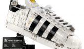LEGO Adidas Superstar, svelato ufficialmente il set 10282 che replica l'iconica scarpa [AGGIORNATO]