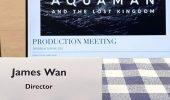 Aquaman 2 s'intitolerà Aquaman and the Lost Kingdom