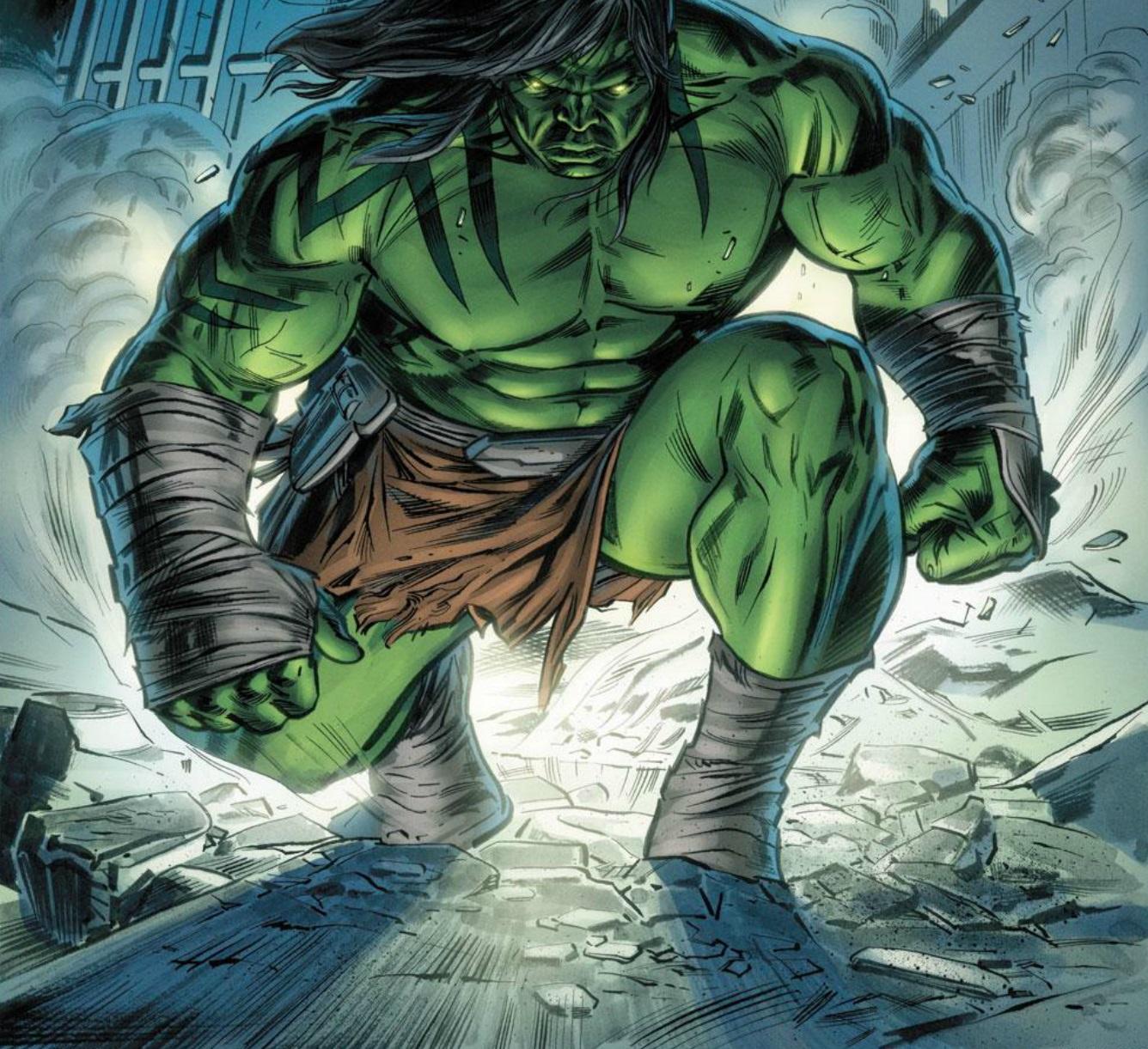 She-Hulk, Skaar