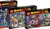 LEGO Monkie Kid: presentati ufficialmente i tre nuovi set emersi nei giorni scorsi