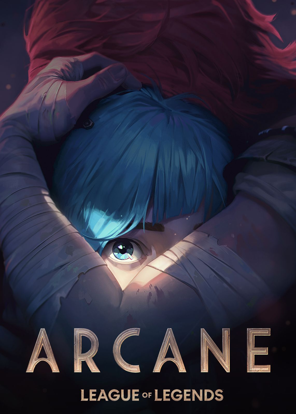 Arcane Poster