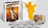 Indiana Jones 4-Movie Collection: il cofanetto 4K Ultra HD per festeggiare i 40 anni