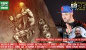 Il Trono del Re: L'inferno di Dante di Paolo Barbieri, Bacteria, Zombie 100, Redo of Healer, ospite Werther Dell'Edera