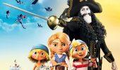 Capitan sciabola e il diamante magico: tre clip dall'avventuroso film d'animazione