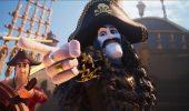 Capitan sciabola e il diamante magico: nuovo trailer del film d'animazione