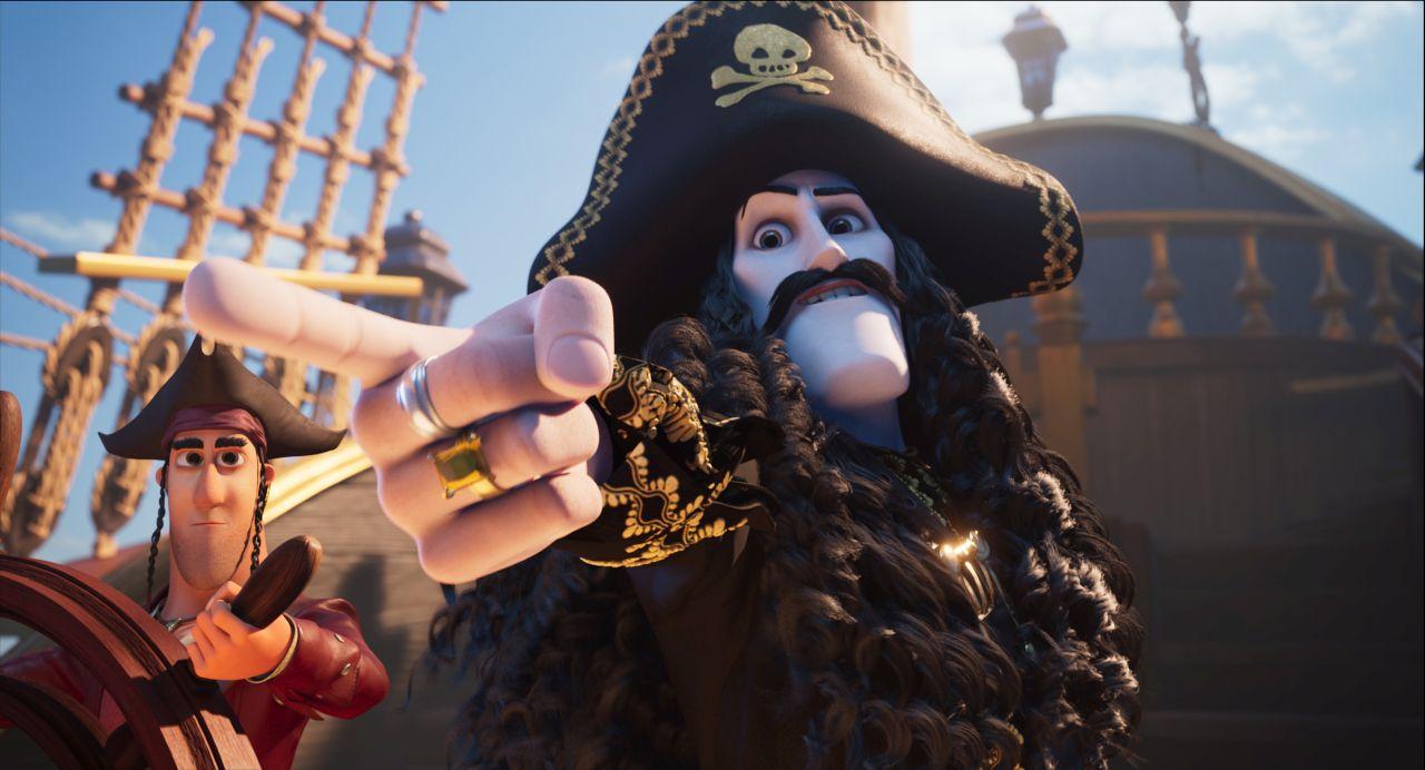 Capitan Sciabola
