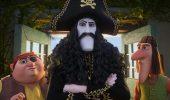 Capitan Sciabola e il diamate magico: ecco una clip esclusiva dal film d'animazione