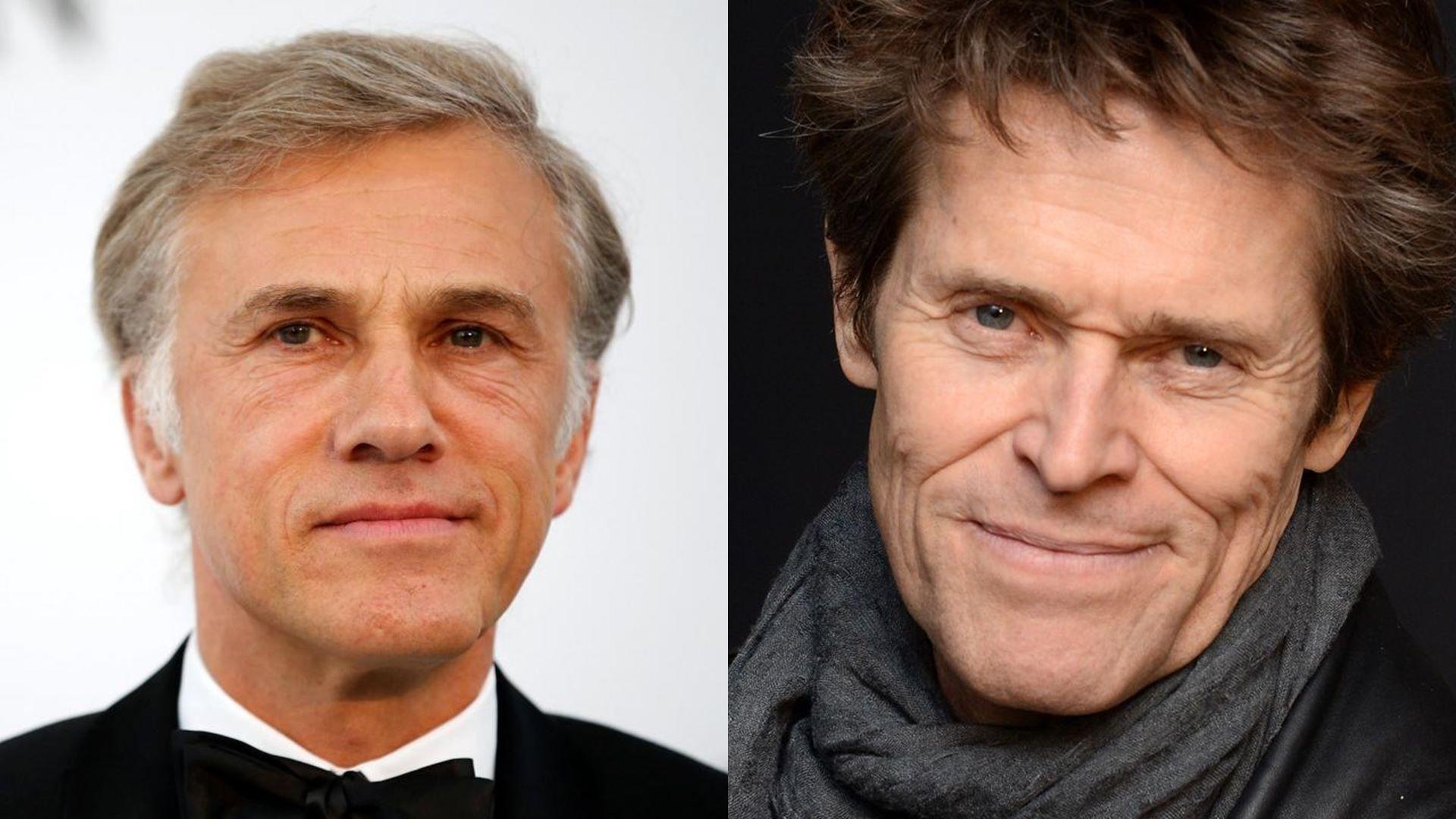 Christoph-Waltz-Willem-Dafoe-Walter-Hill, Dead for a Dollar