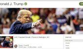 Donald Trump torna sui social: aperto un account su Rumble