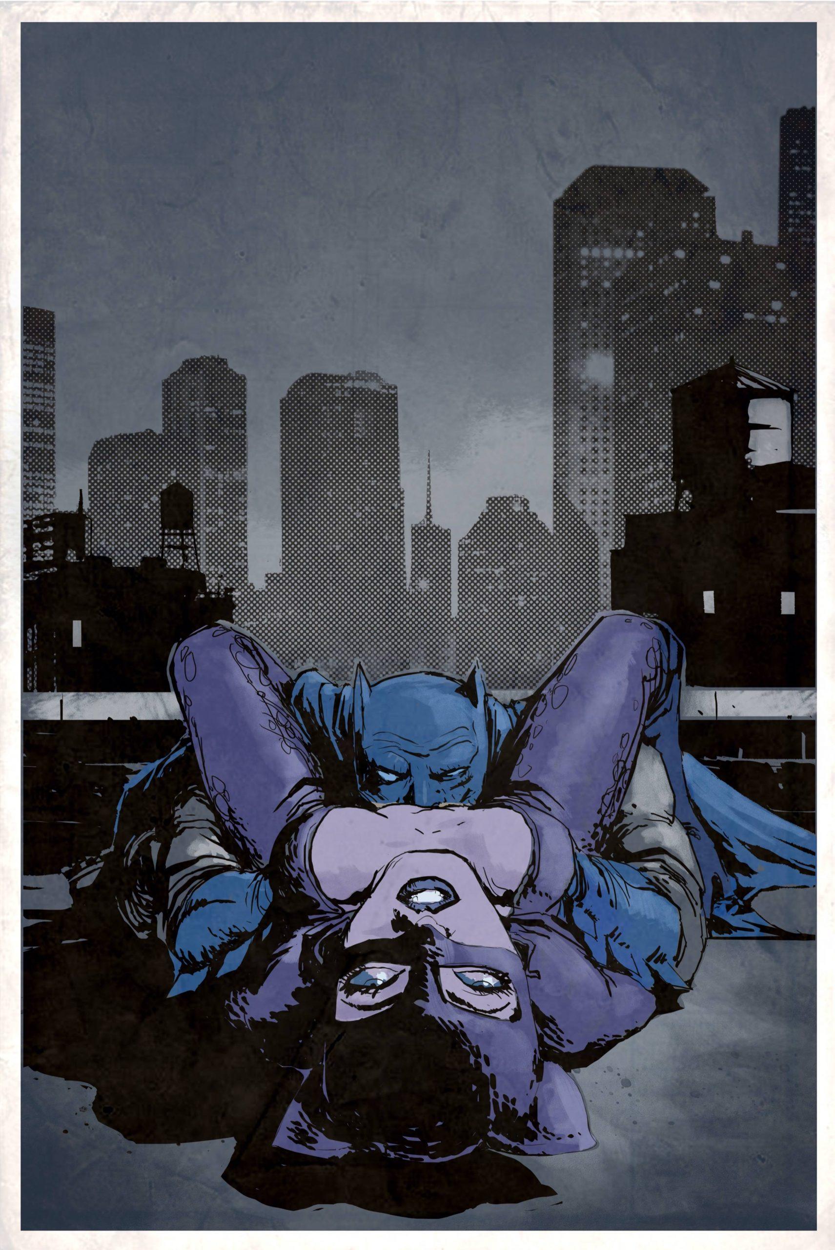 Batman Catwoman, Zack Snyder