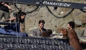 Dungeons & Dragons: le foto dal set mostrano Chris Pine, Sophia Lillis, Justice Smith e altri