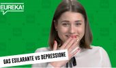 Il Gas Esilarante può aiutare a curare la Depressione? #InPochiMinuti