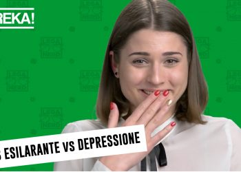 gas esilarante depressione