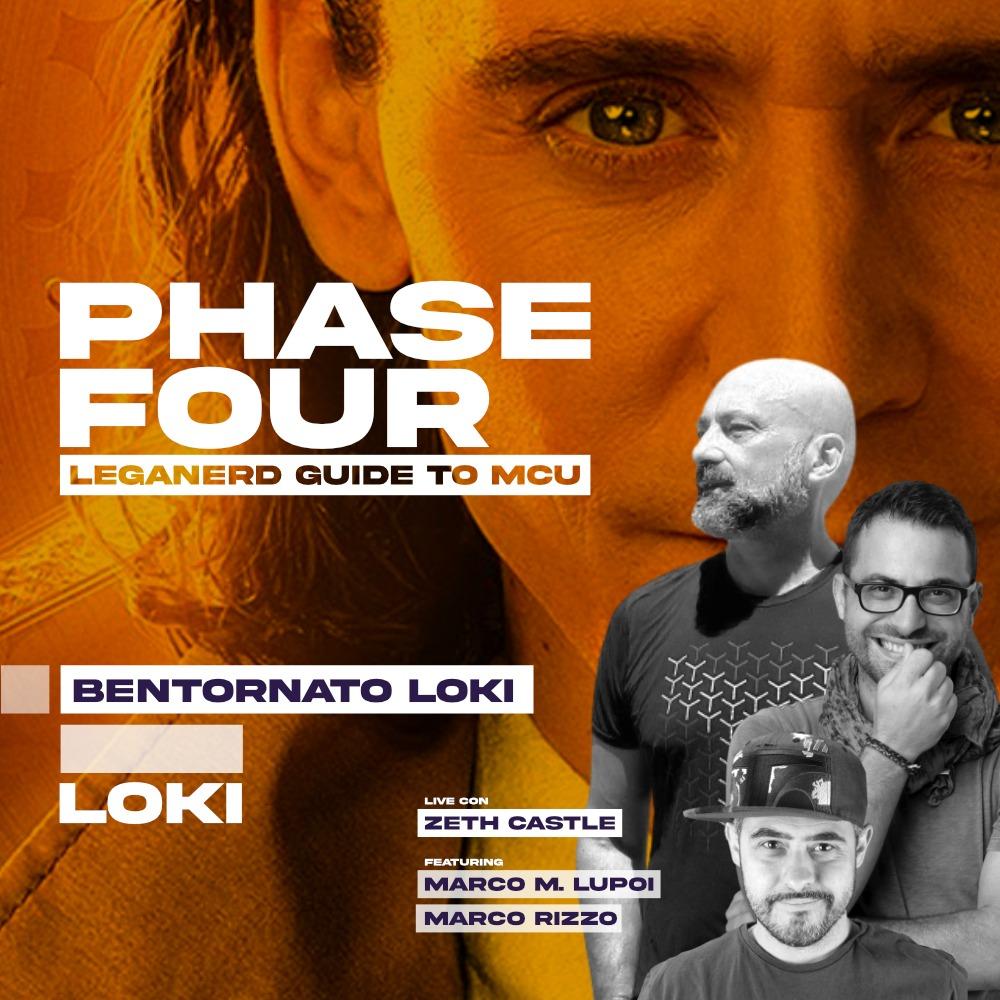 Phase Four Loki - Ep. 01