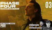 Phase Four Loki ep.03 - Loki Travel Agency con David Chevalier