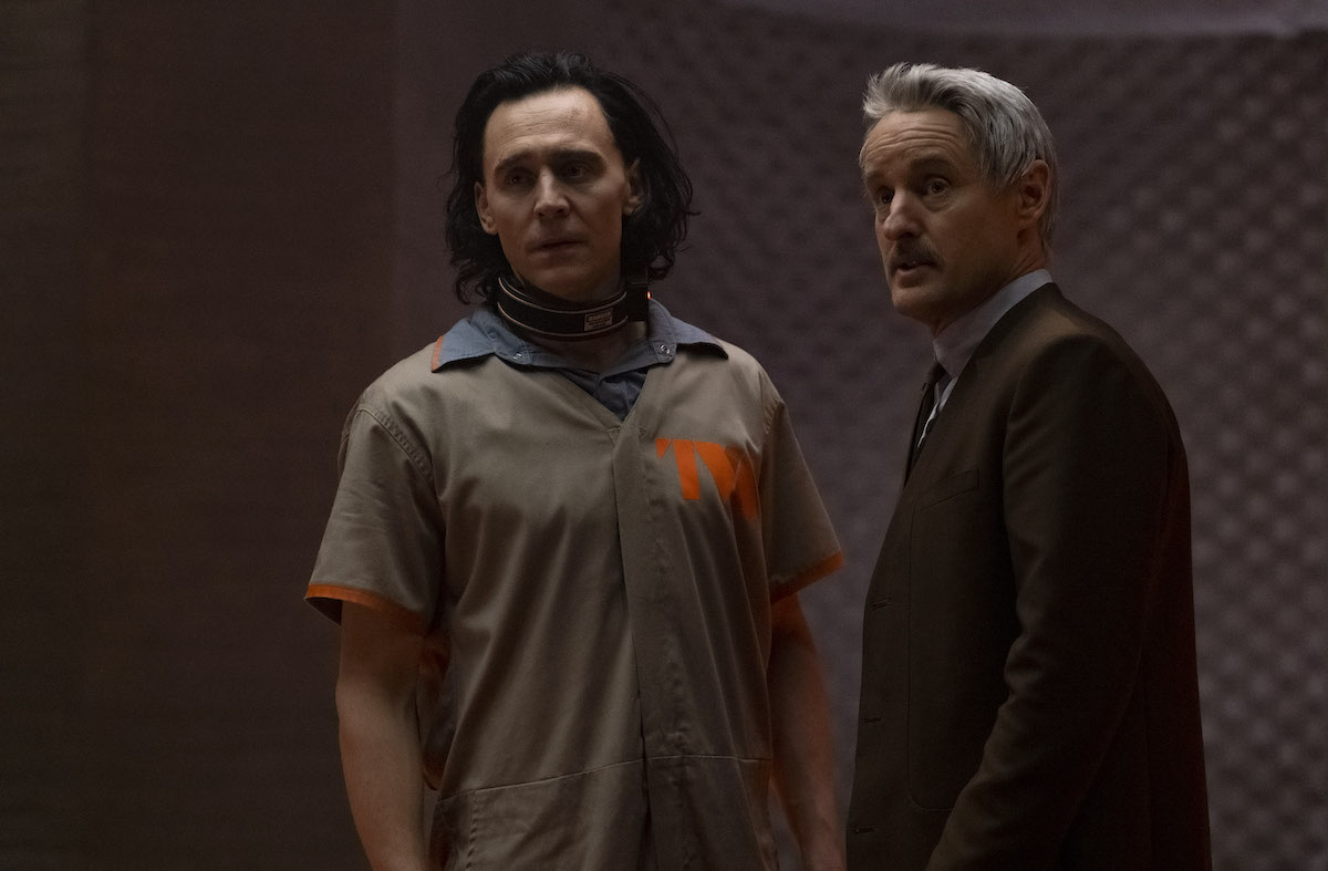 Loki e Mobius