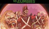 Garibaldi vs Zombies: un crowdfunding su Kickstarter per il fumetto che incrocia horror e Storia