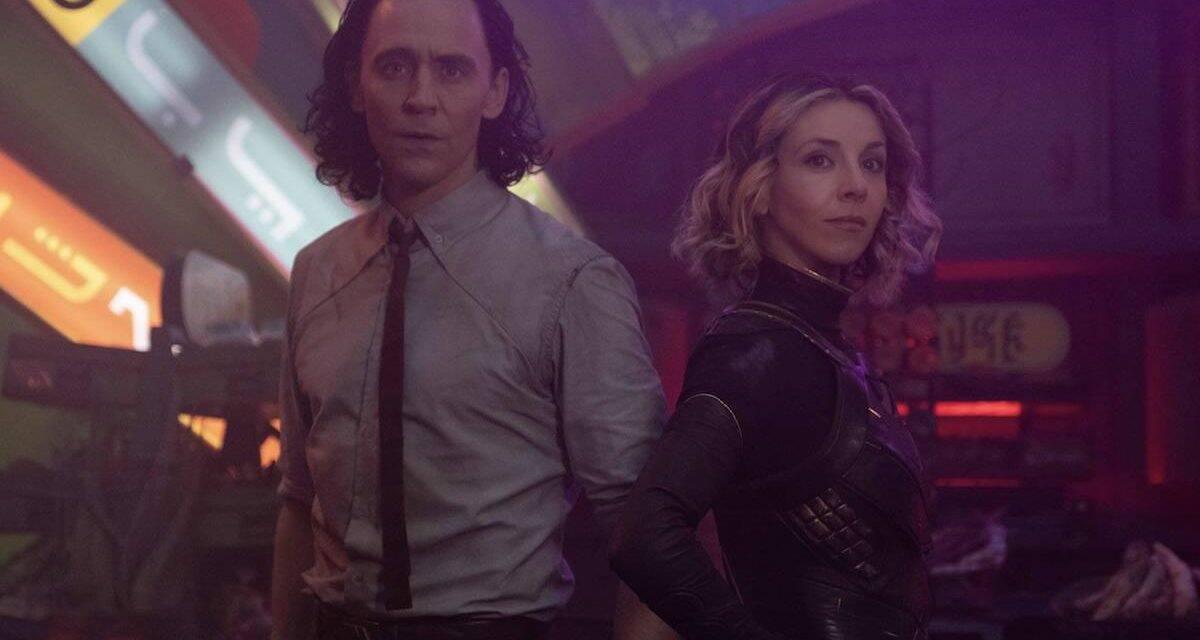 Sylvie e Loki