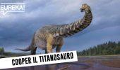 Dinosauri GROSSI: dall'Australia arriva Cooper, il titanosauro