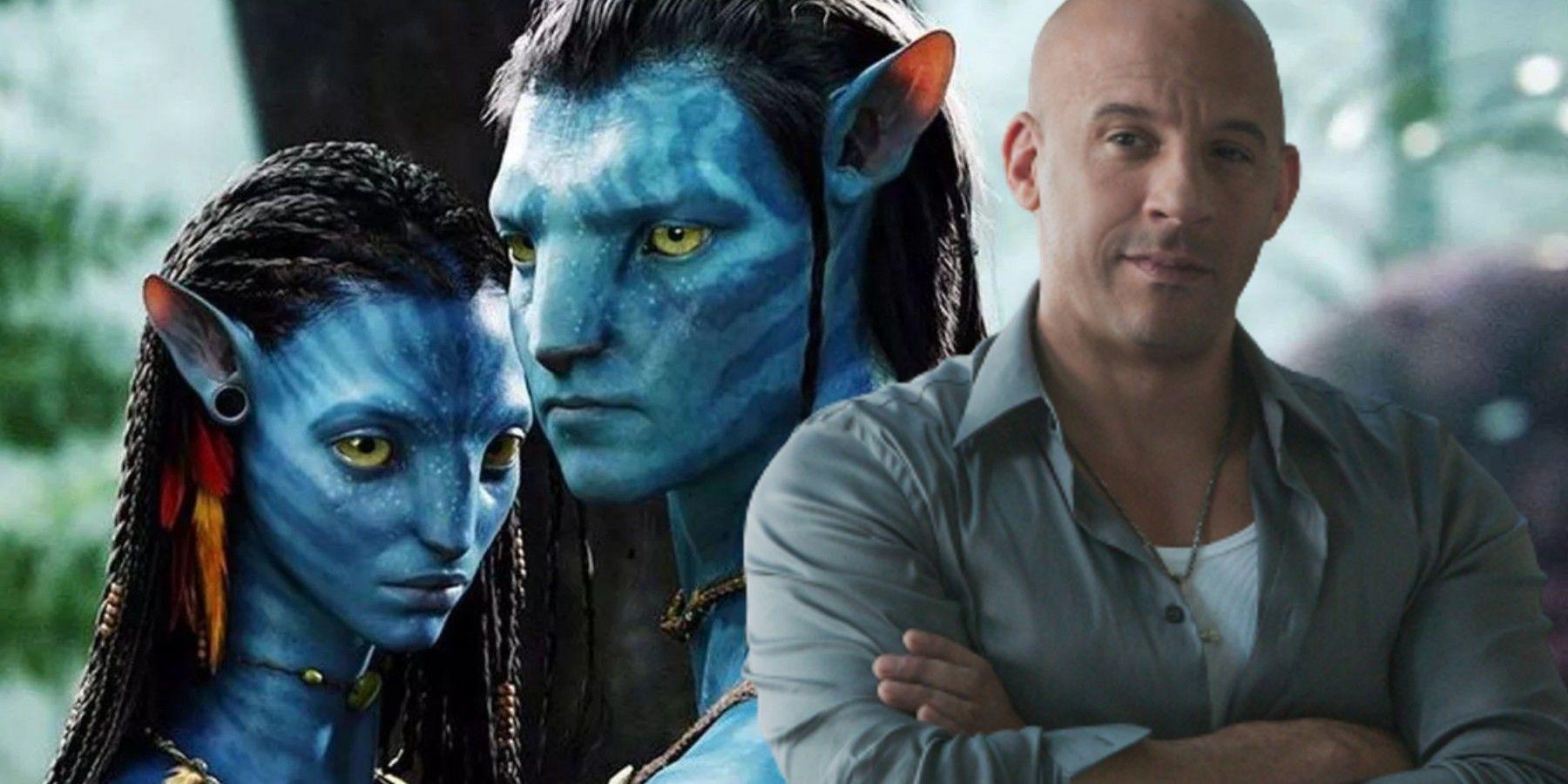 Vin Diesel, Avatar