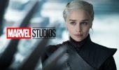 Emilia Clarke sarebbe disposta a lavorare per dieci anni nel Marvel Cinematic Universe