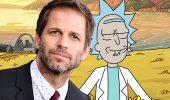Rick and Morty: Zack Snyder dirigerebbe un film sui due personaggi