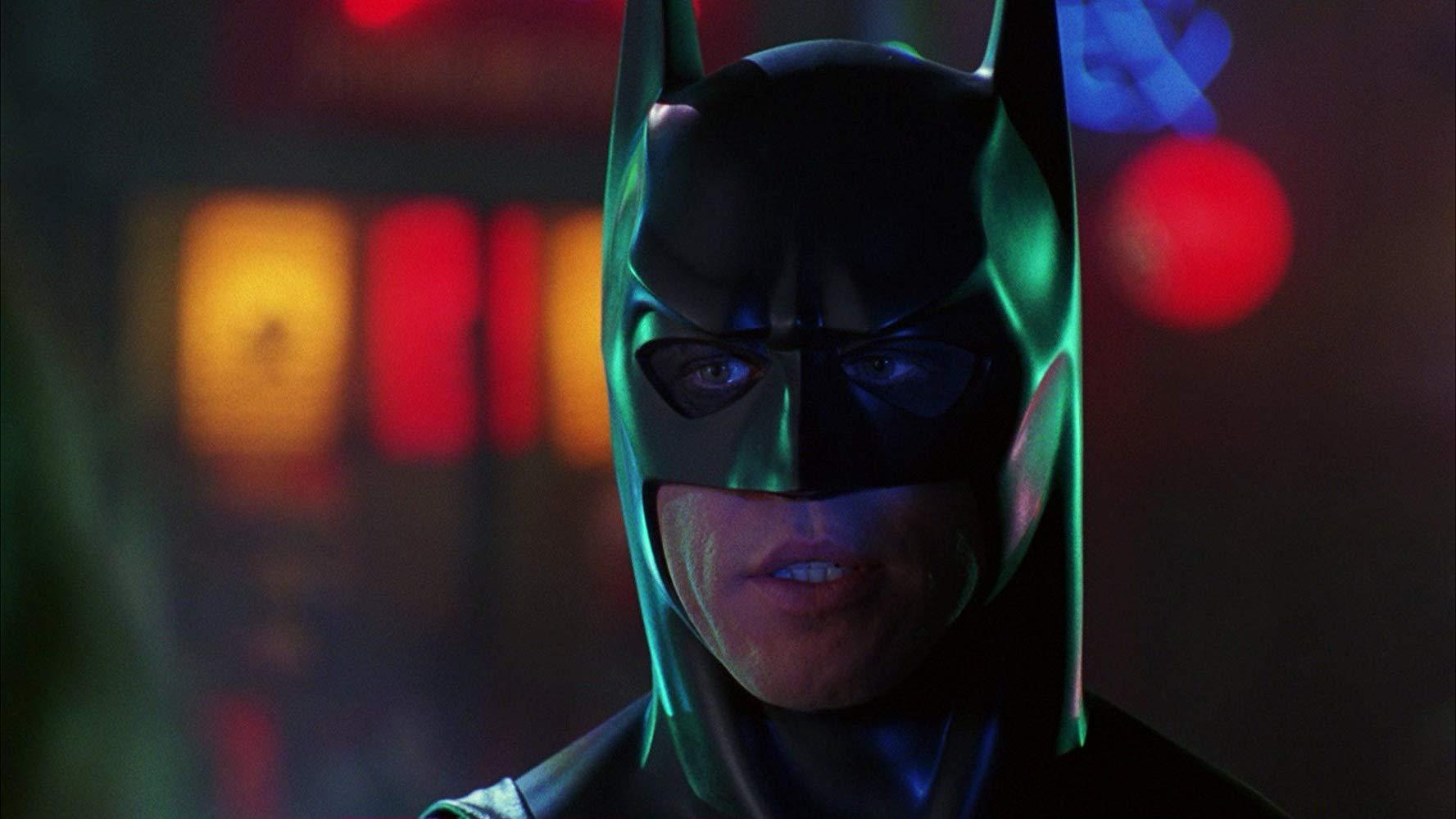 Batman Forever, Val Kilmer