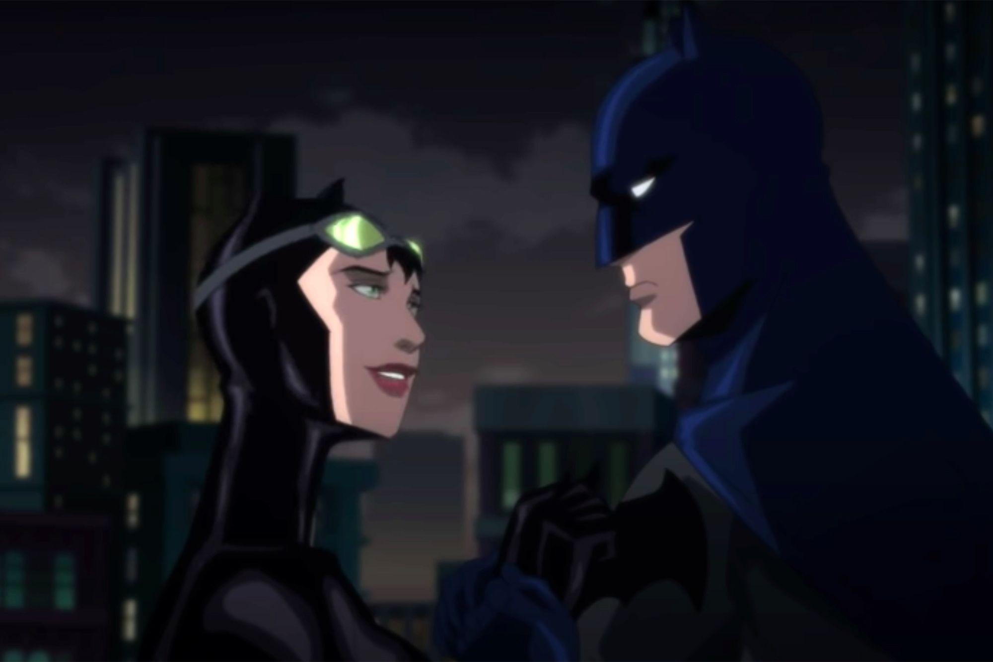 batman-catwoman, Harley Quinn