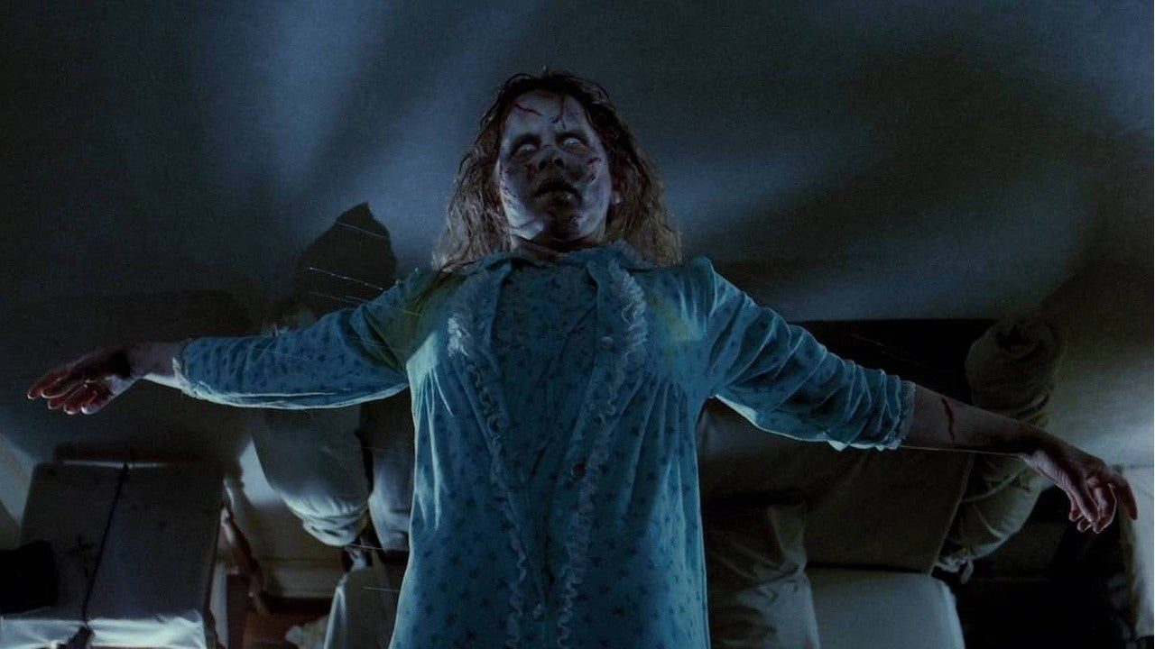 L'esorcista, film horror possessioni demoniache