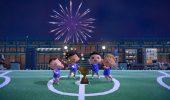Animal Crossing: New Horizons, ecco il trailer di Calciopea, l'isola dedicata ad Euro 2020