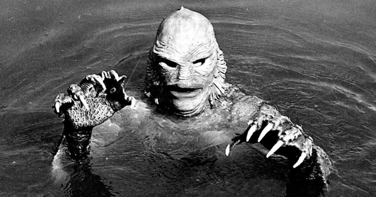 Mostro della Laguna Nera, James Gunn