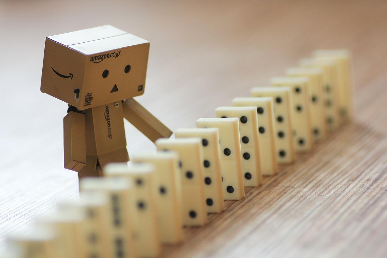 domino amazon