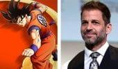Dragon Ball Z: Zack Snyder sarebbe disponibile a girarne un live action