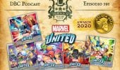 DBC 191: Golden Geek Awards & Speciale Marvel United