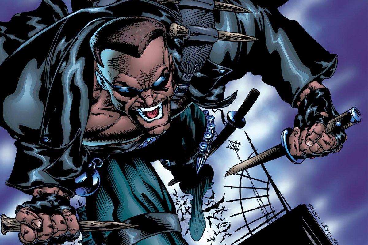 easter egg del quarto episodio di Loki - Blade Marvel