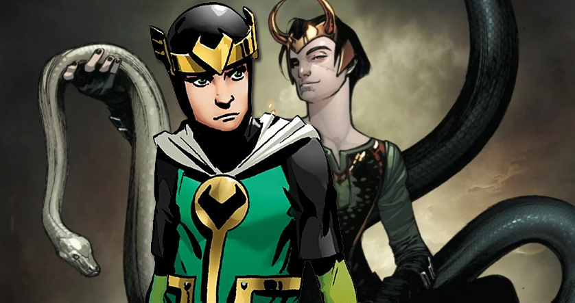 easter egg del quarto episodio di Loki - Kid Loki