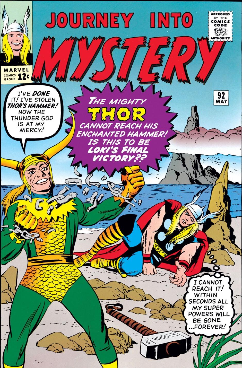 Loki - Journey Into Mistery