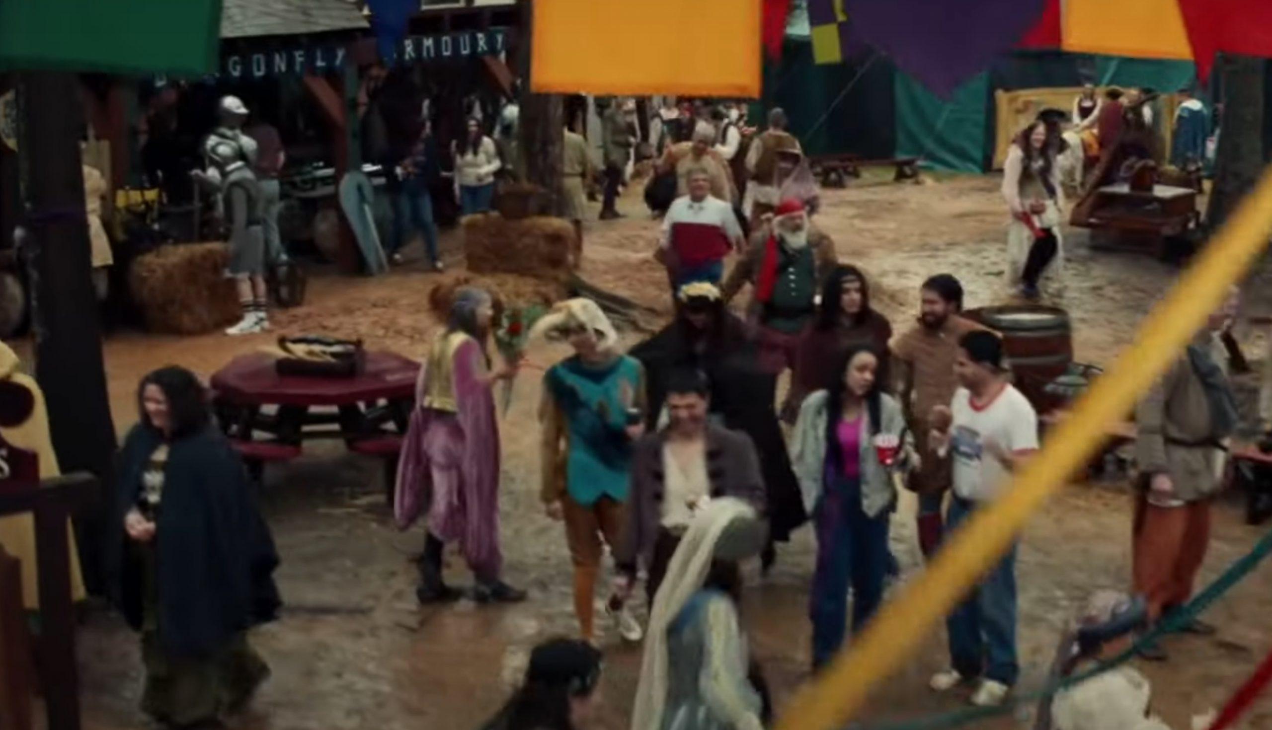 easter egg del secondo episodio di Loki - Dragonfly
