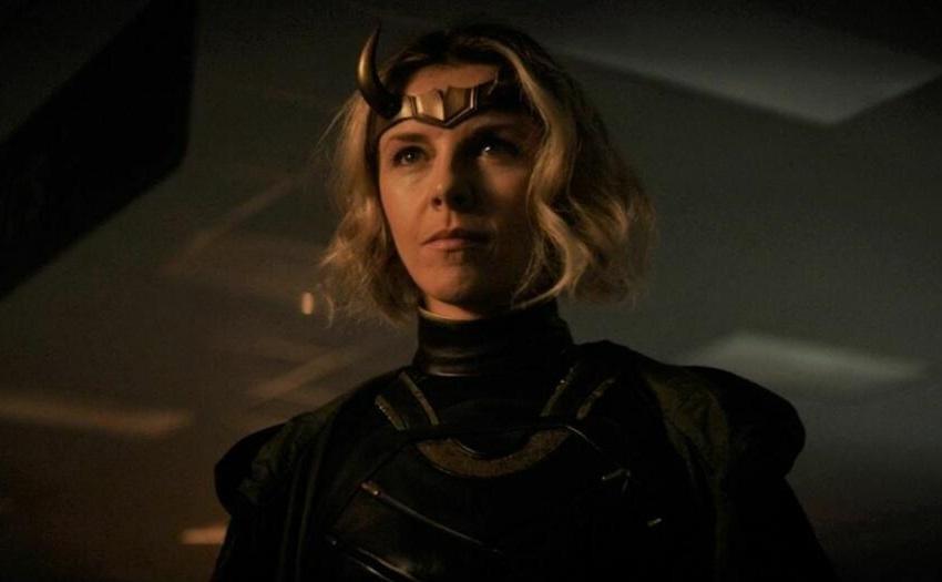 easter egg del secondo episodio di Loki - Lady Loki Sophia di Martino