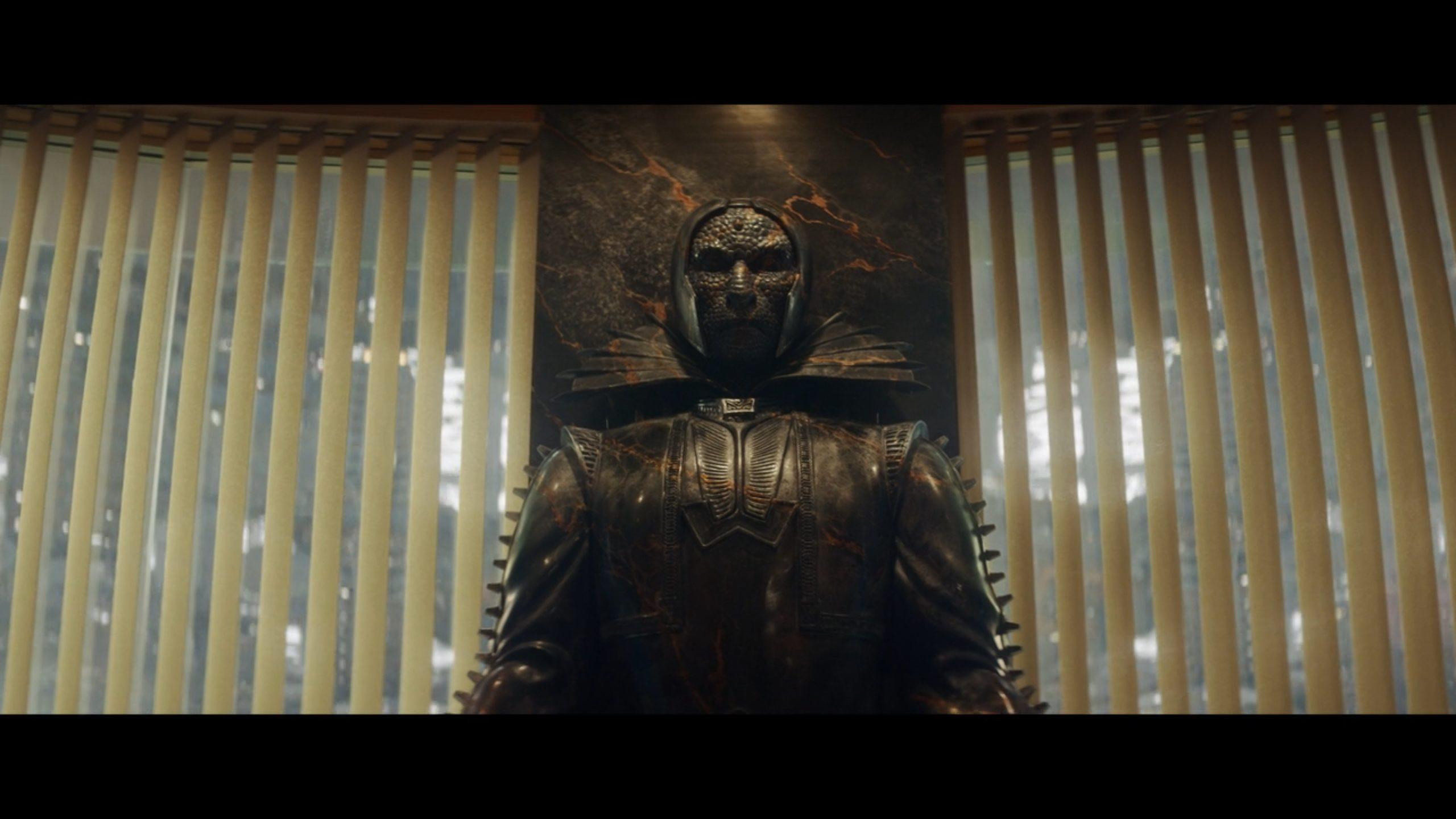 easter egg del secondo episodio di Loki - Tim keeper