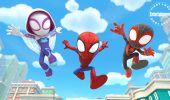 Spidey and his amazing friends, Spider-Man