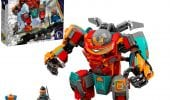 LEGO Marvel What If: prime immagini del set con Tony Stark e un nuovo Hulkbuster