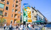 Loki: lo straordinario murale di Lucamaleonte e due divertenti featurette