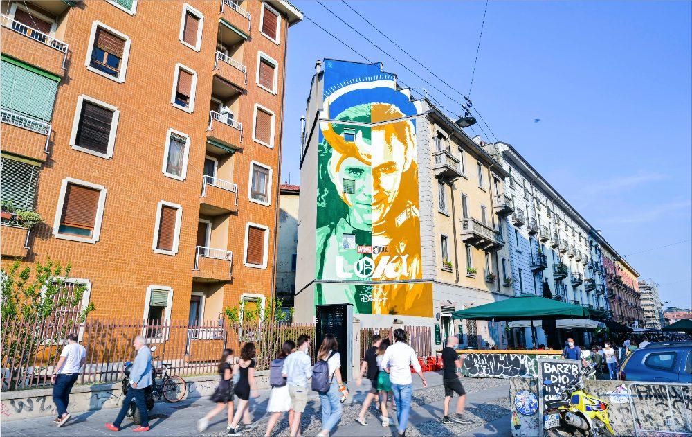 loki murale