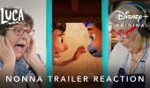 """Luca: le """"Pasta Grannies"""" italiane lo adorano, a giudicare dal trailer"""