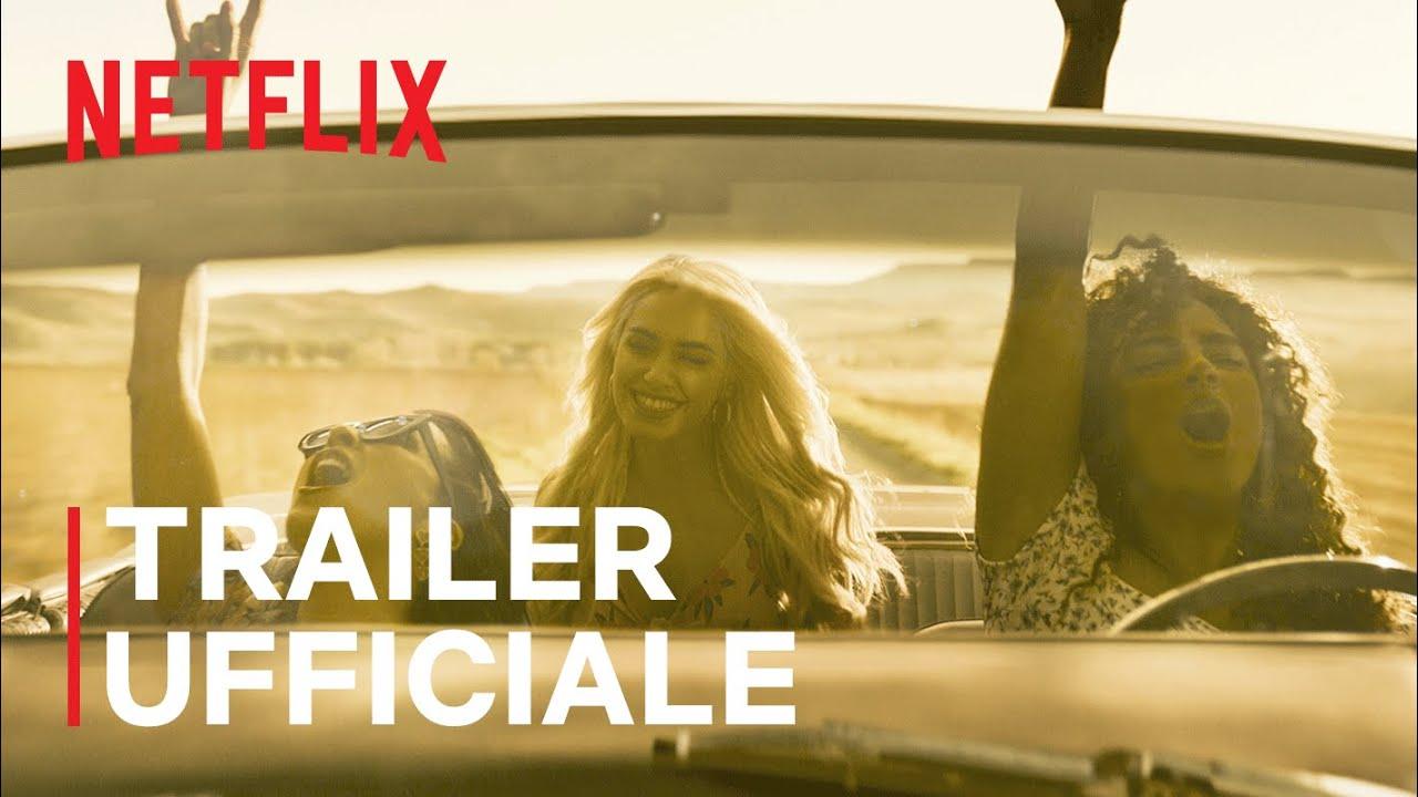 Sky Rojo, Netflix