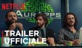 Generazione 56k: il trailer della serie Netflix con i The Jackal
